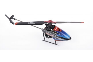 HELICÓPTERO RC FLYBARLESS SHARP D2 UDI 4CH 2.4GHZ