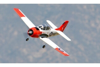 FMS T28 800mm v2 RED Warbird PNP