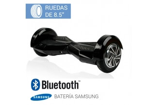 Patinete Eléctrico Hoverboard N8 (Bluetooth)