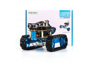 Starter Kit Scout Makeblock - Robot Programable