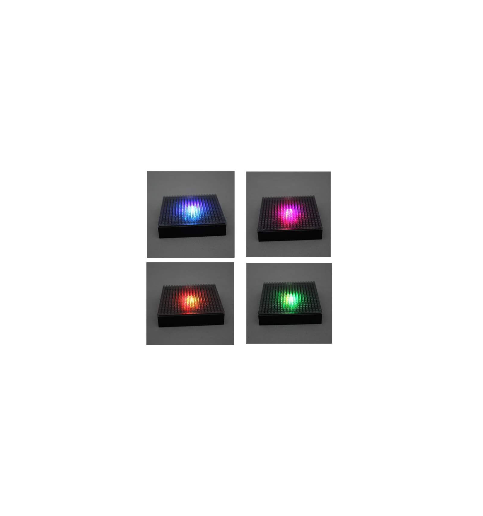 Iluminar Con Leds. Interesting Iluminacin Led Cocinas Iluminar ...