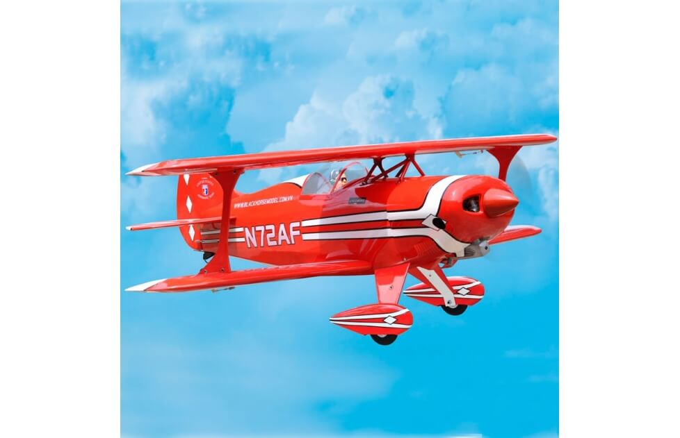 Pitts Special 1500mm Black Horse