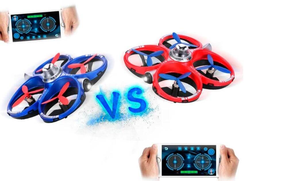 Cheerson CX-60 Air Drone - Batalla de drones