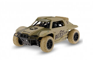 Coche Rc Beast King Rally Off Road 1:18 4x4 25 km/h