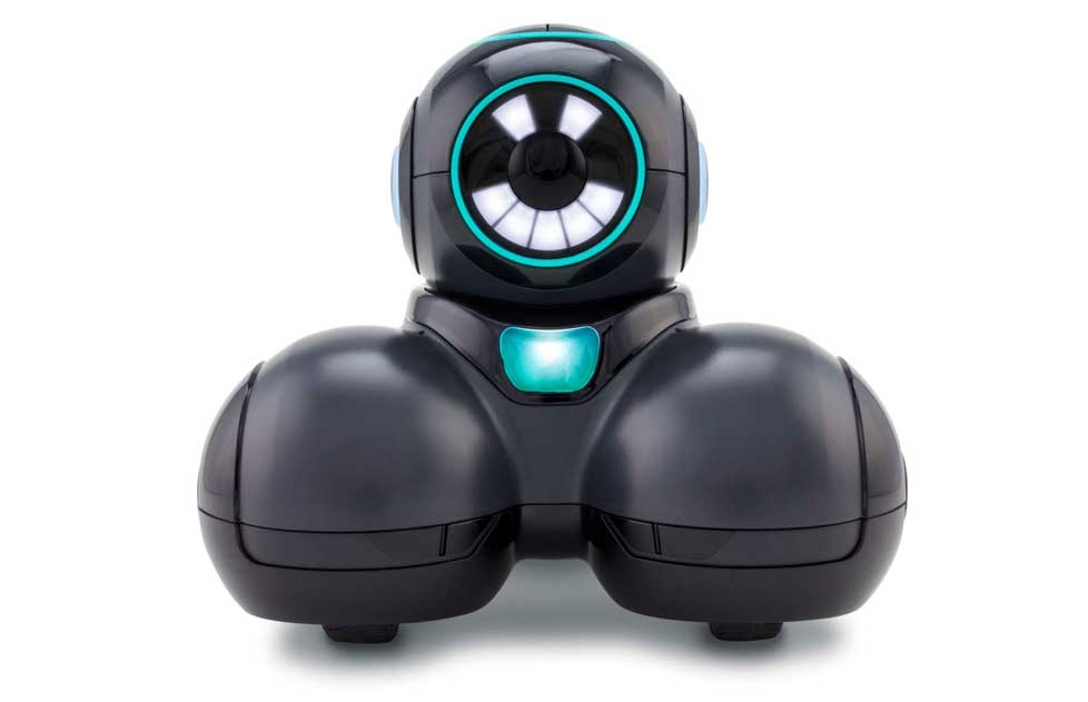 Artificial Cue Con Programable The Inteligencia Cleverbot Robot 76yvmYgIfb