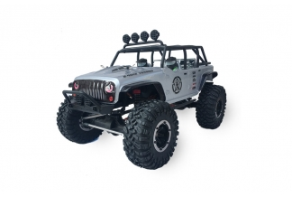 Beast RC Rock Crawler 1/10 4x4 2.4Ghz. (RTR)
