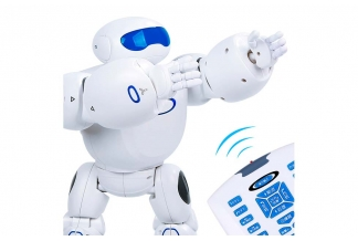 STAR WARRIOR G10 - Robot RC Programable para Niños