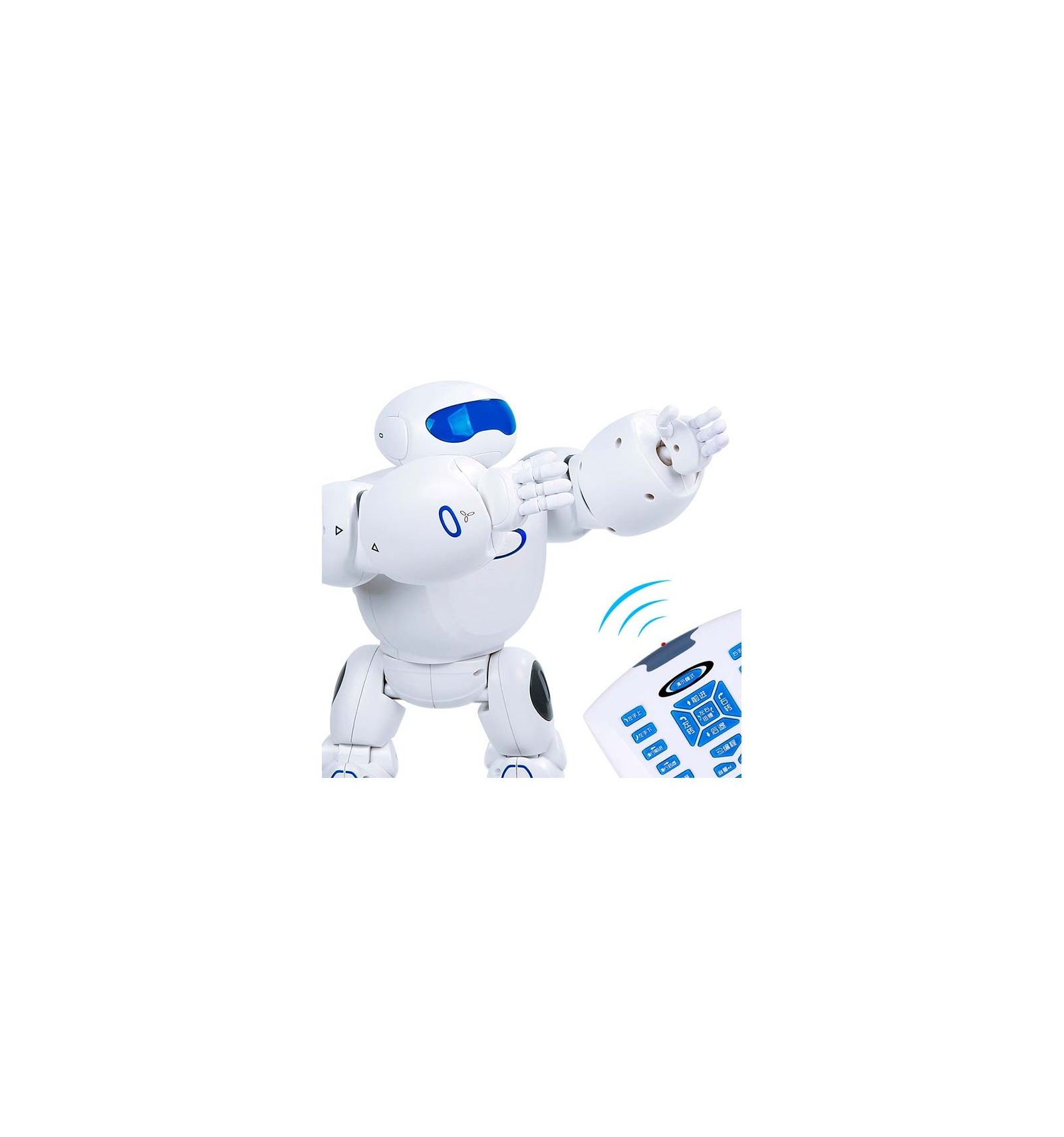 Warrior Robot Para Rc Star Programable G10 Niños 80vnwmNO