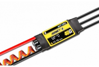 Regulador Brushless Hornet 40A SBEC 4A (1-6S LiPo)