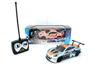 Mini Racing Car Teledirigido 27Mhz 1:24